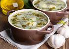 Zupa szczawiowa z ziemniakami i jajkiem, czyli pomysł na szybkie danie obiadowe [PRZEPIS]