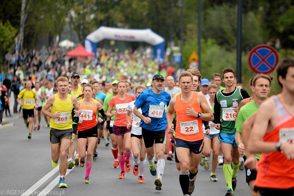 Półmaraton Jakubowy 2015