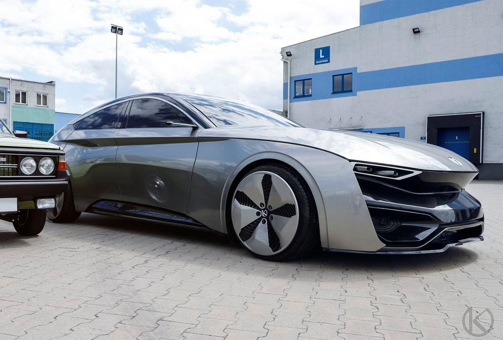 Nowy FSO Polonez (prototyp)