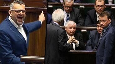 Burzliwe obrady Sejmu