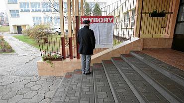 Wybory samorządowe 2018, druga tura w Kielcach, obwodowa komisja nr 37
