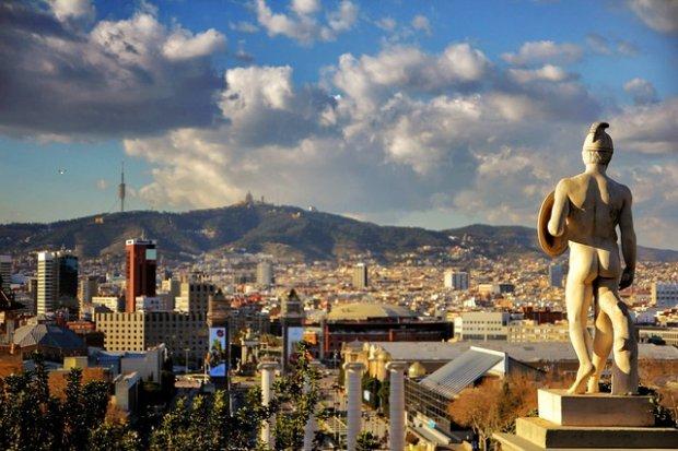 Rowerem po Europie: Hiszpania