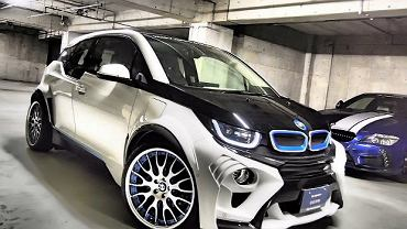 BMW i3 EVO Garage Eve.ryn