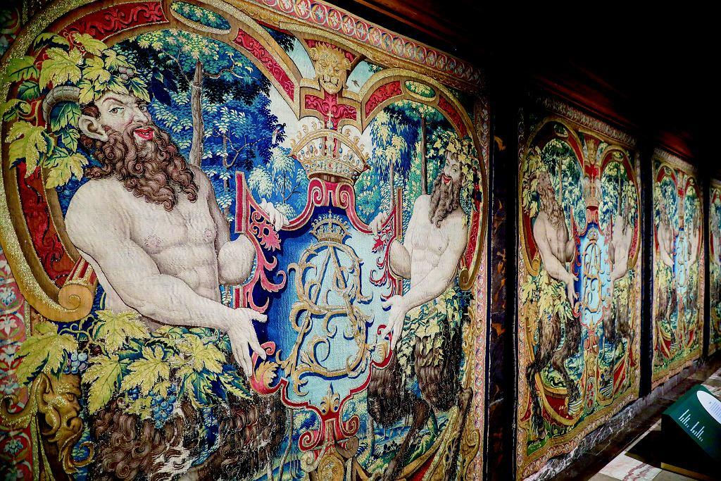 Wystawa 'Wszystkie arrasy króla. Powroty 2021-1961-1921' na Wawelu