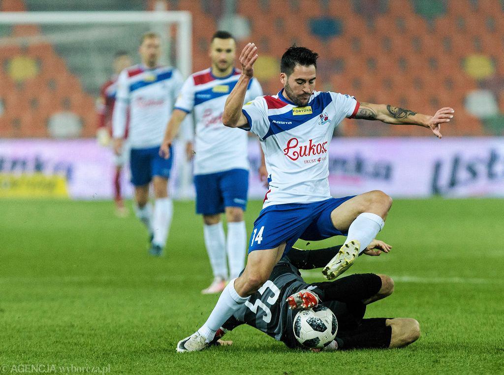 Ligowy mecz Podbeskidzia z GKS-em Katowice
