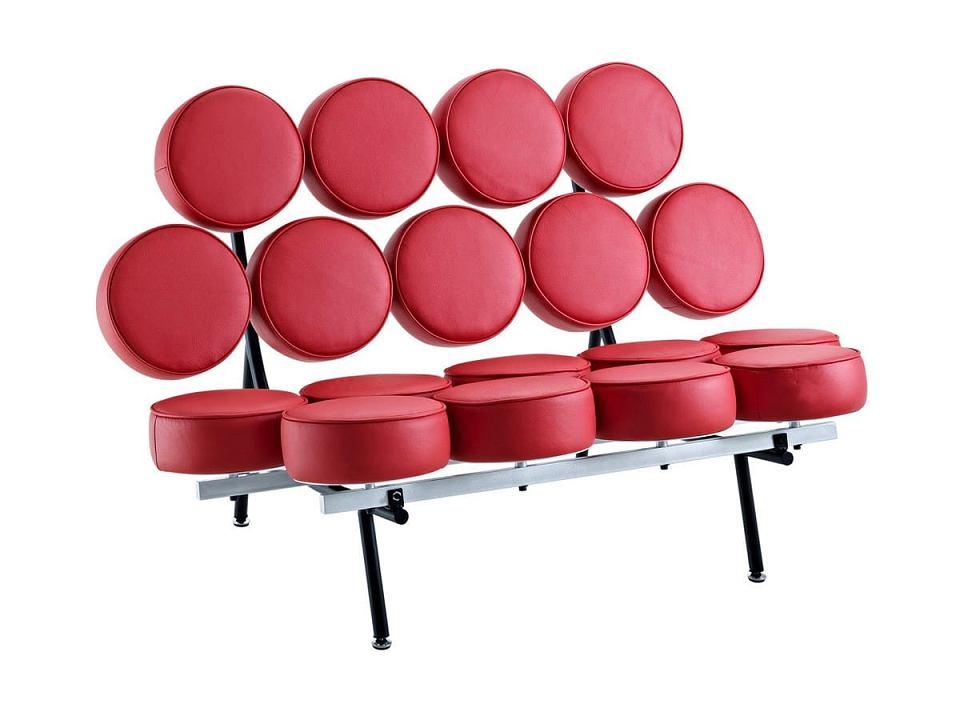 Sofa Candy, inspirowana projektem Marshmallow