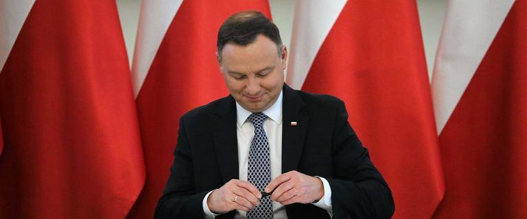 Prezydent Duda podpisał ''ustawę górniczą''. Do 2023 r. pieniądze z kasy państwa na restrukturyzację kopalń