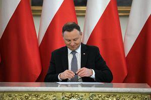 Andrzej Duda podpisał ustawę o Funduszu Solidarnościowym. Bogaci zapłacą nowy podatek