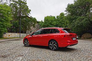 Opinie Moto.pl: Volkswagen Golf Variant 1.5 eTSI 150 KM. Pan nudny wcale nie jest nudny