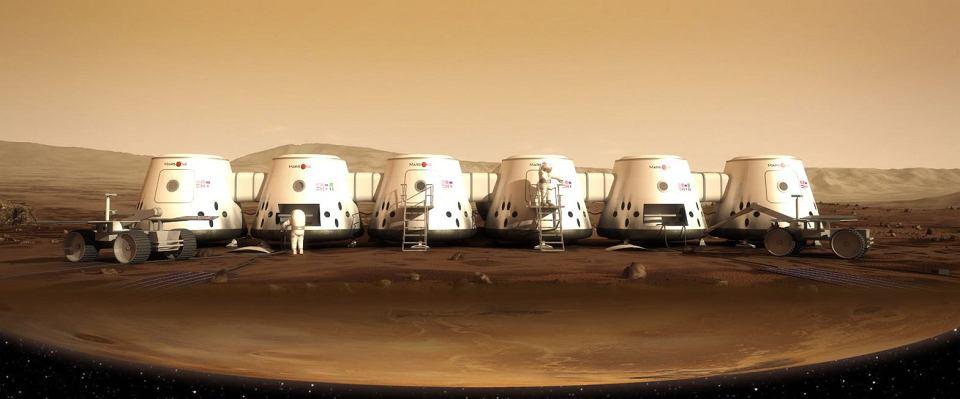 Zdjęcie numer 2 w galerii - Podróż na Marsa? Będzie trudniej. Promieniowanie uszkodzi mózgi astronautów