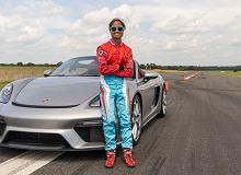 Nowy rekord świata w slalomie samochodowym ustanowiła 16-latka za kierownicą Porsche [WIDEO]