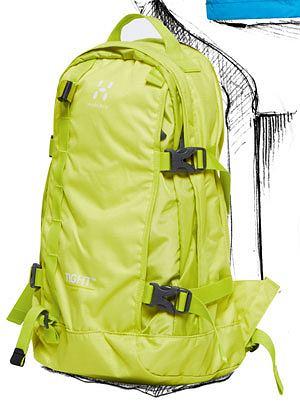 Poradnik: jak się ubrać na podróż?, podróż, wakacje, moda męska, Plecak z kolekcji Haglofs/Adventure Sports, cena: 280 zł
