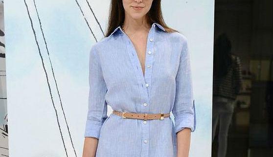 Szmizjerka na wiosnę: sukienka koszulowa, która pasuje do każdej sylwetki