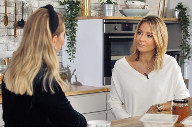 Małgorzata Rozenek w programie 'Przerwa na kawę'