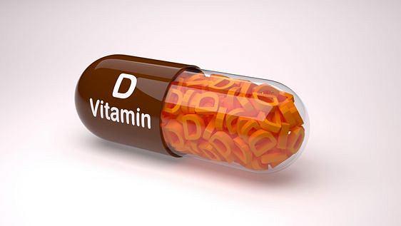 Witamina D jest nam potrzebna do prawidłowego wchłaniania wapnia i fosforu.