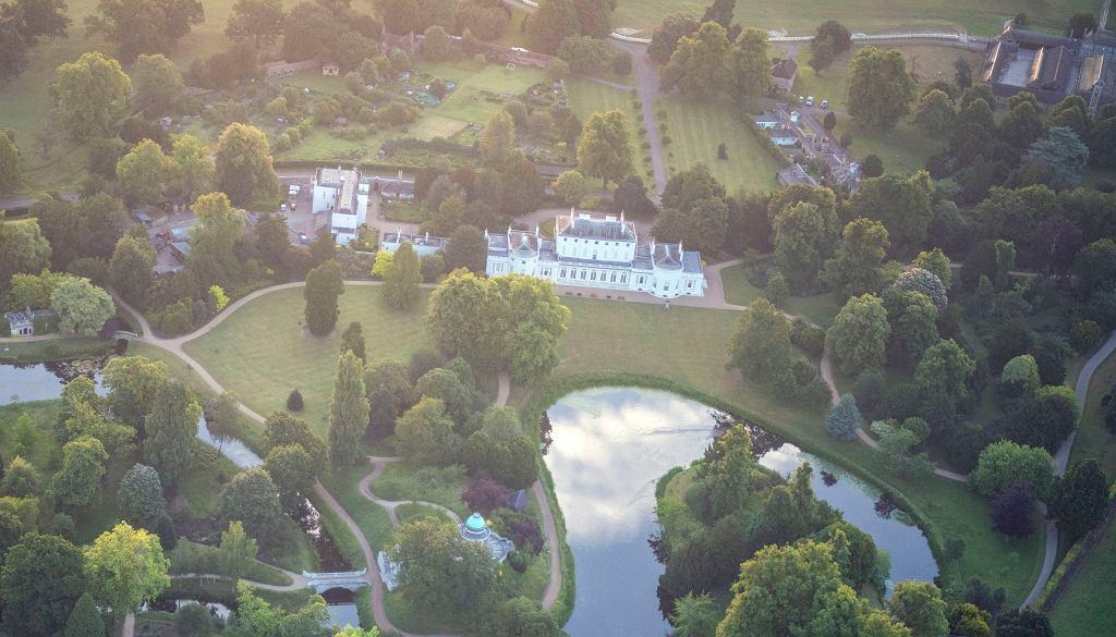 Nowa posiadłość Meghan Markle i księcia Harry'ego