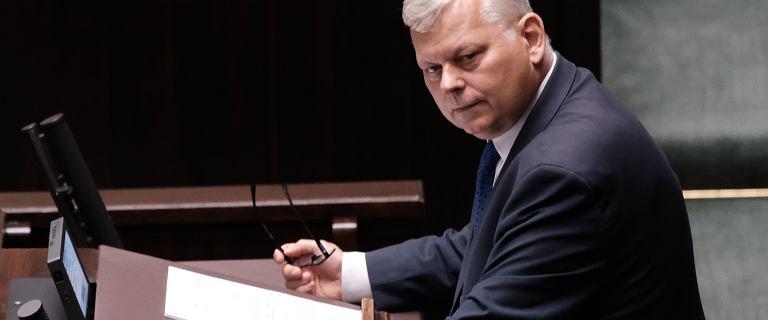 """Suski zapowiada rząd mniejszościowy. """"Koalicjanci powinni pakować biurka"""""""