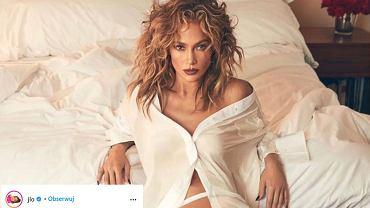 51-letnia Jennifer Lopez w bikini na plaży. 'Co za ciało'