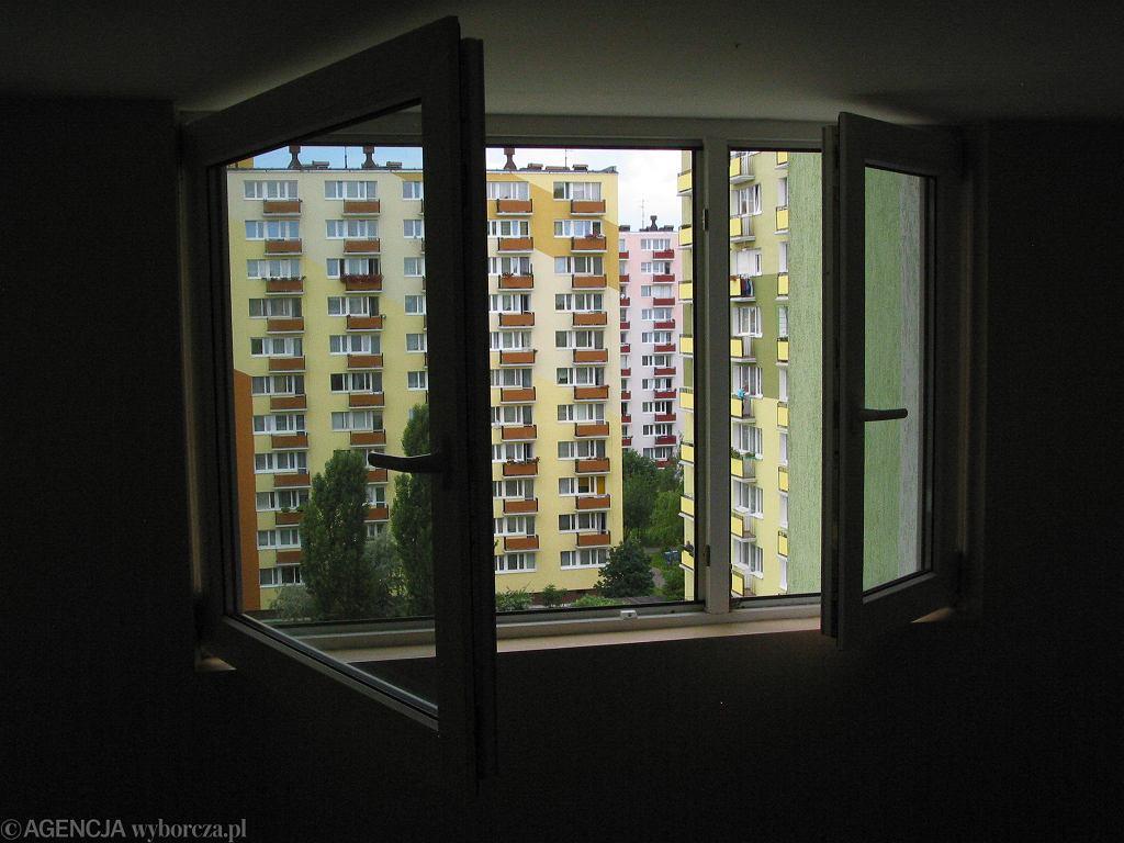 Okno - zdjęcie ilustracyjne