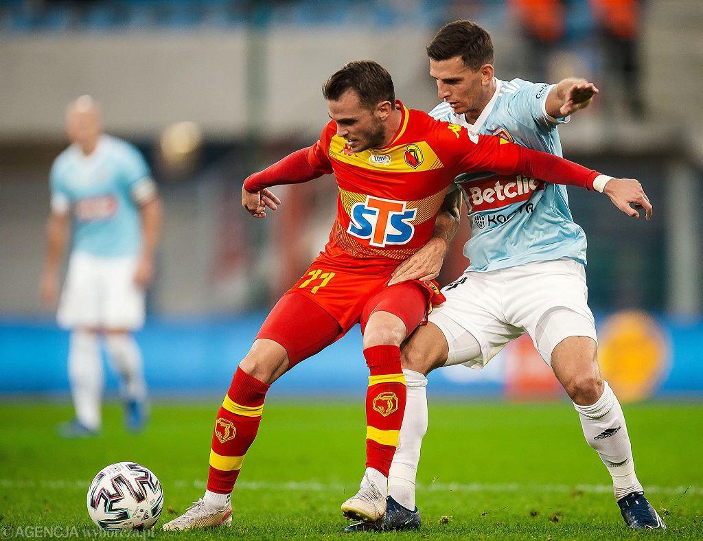 mecz Piast - Jagiellonia
