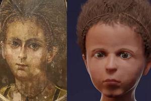 Tak wygląda twarz mumii zrekonstruowana przez naukowców