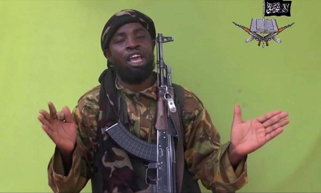 Nagranie z bojownikiem z Boko Haram z maja br.