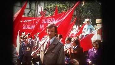 Kadry z filmów z Bydgoskiej Kroniki Filmowej