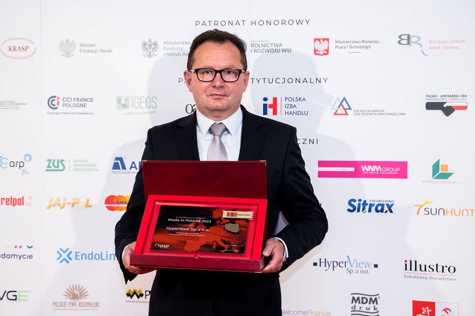 Wiceprezes spółki, Wojciech Jeszka