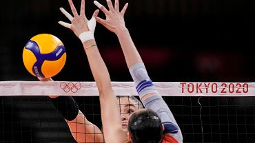 Volley-ball des Jeux Olympiques de Tokyo