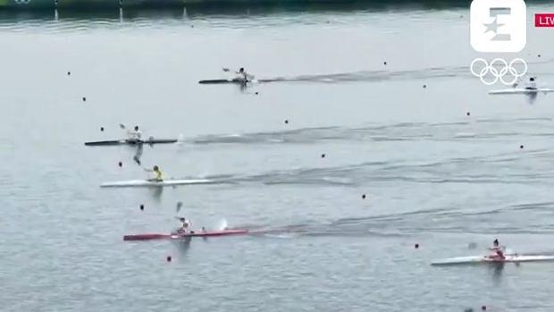 Piorunujący finisz Marty Walczykiewicz w K1 200 m! Medalistka IO w grze o kolejny krążek [WIDEO]