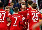 Robert Lewandowski strzela, Bayern Monachium awansuje