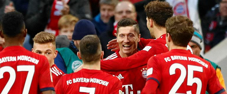 Robert Lewandowski walczy o tytuł, jakiego jeszcze nigdy nie zdobył. Przyszłość to Le Bayern?