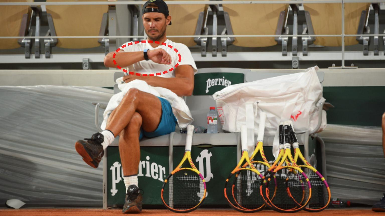 Niezwykly Zegarek Nadala Wart Wiecej Niz Pula Nagrod W Turniejach 50 Sztuk Na Swiecie Tenis Sport Pl