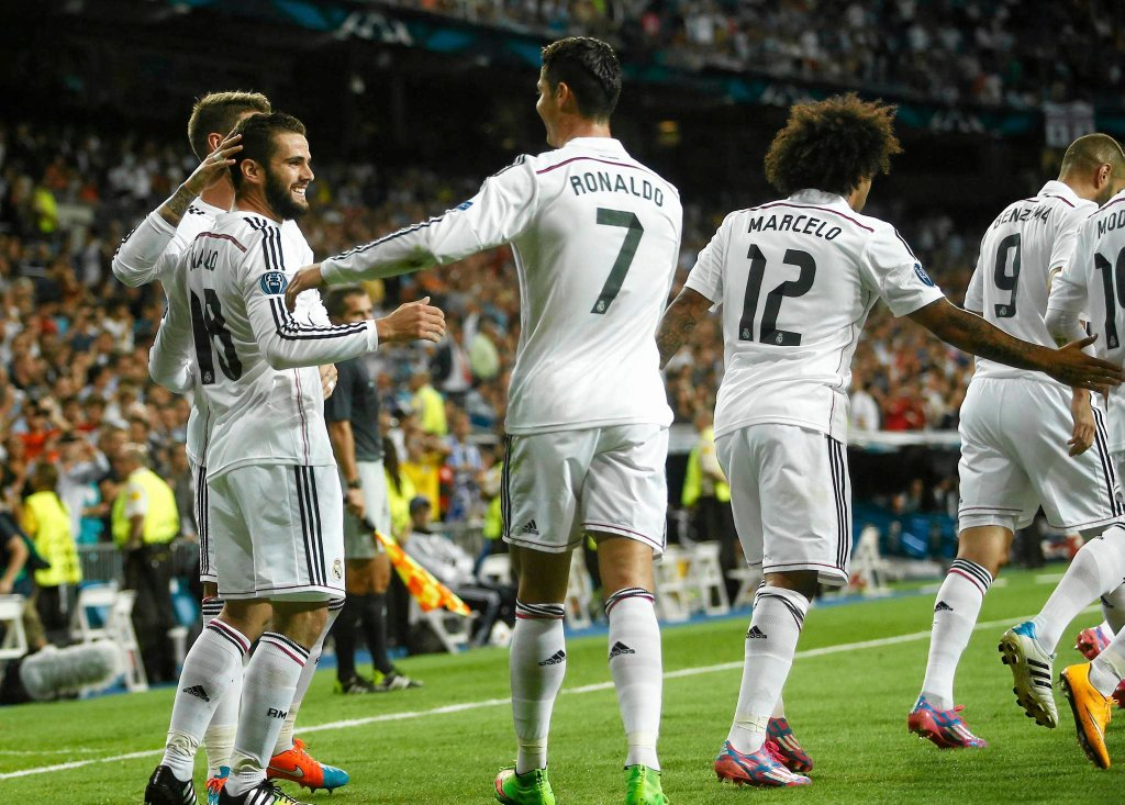 Real - Basel 5:1