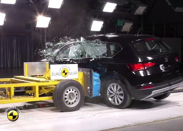 Seat Ateca Euro NCAP
