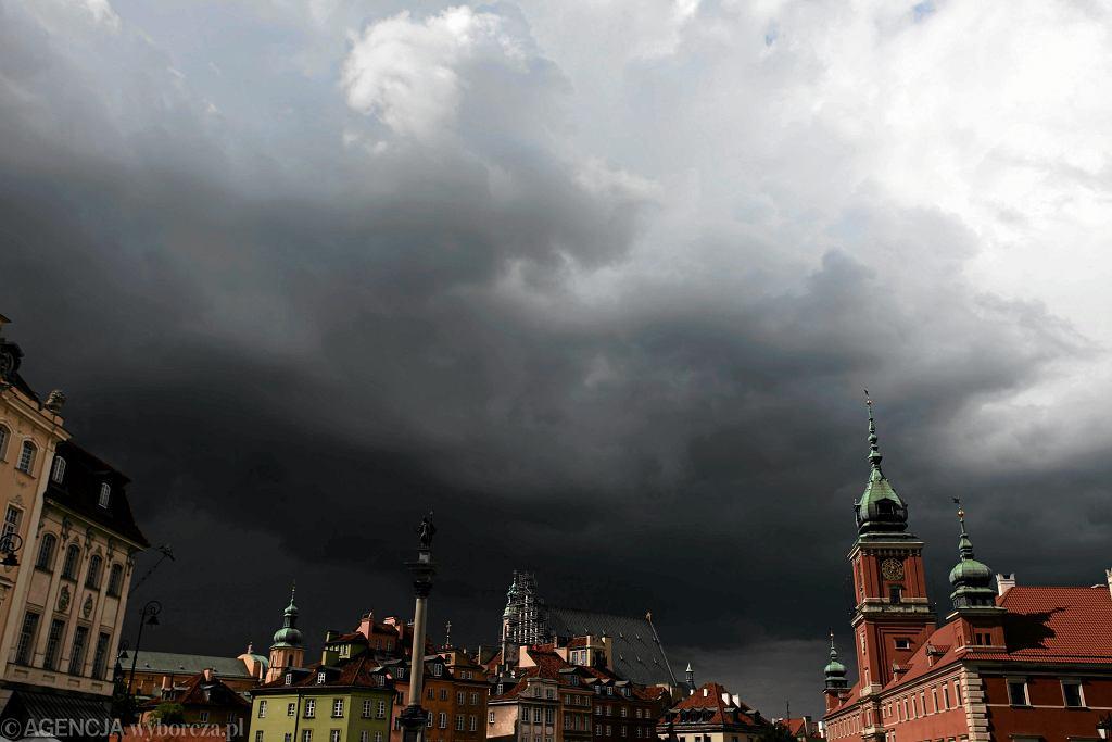 Burza nad Warszawą