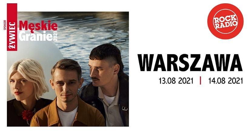 męskie granie Warszawa
