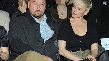 Katarzyna Figura i Kai Schoenhals.