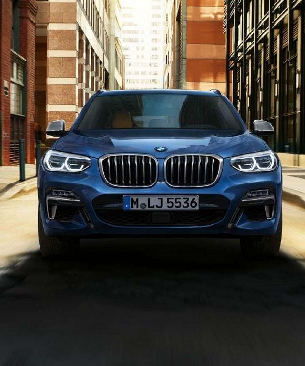 BMW X3 - klasyka gatunku