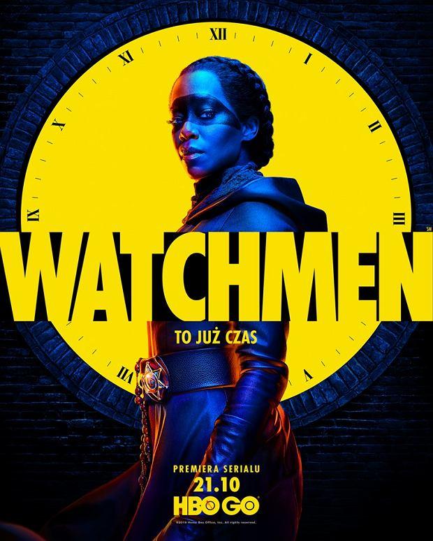 Watchmen - plakat