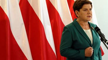 Beata Szydło skrytykowała stanowisko Ewy Kopacz w kwestii przyjęcia uchodźców do Polski