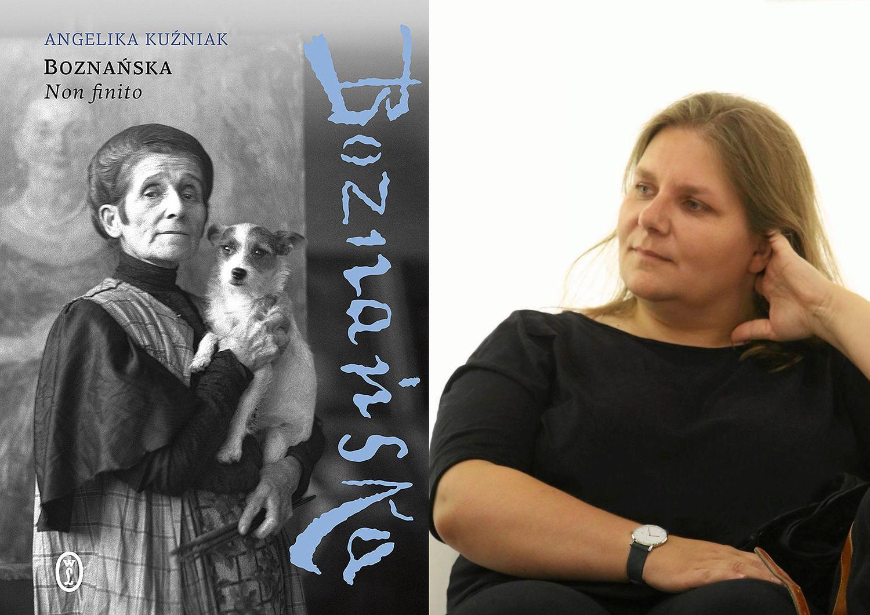 Książka Angeliki Kuźniak ukazała się nakładem Wydawnictwa Literackiego (mat. prasowe ; Marek Podmokły / AG)