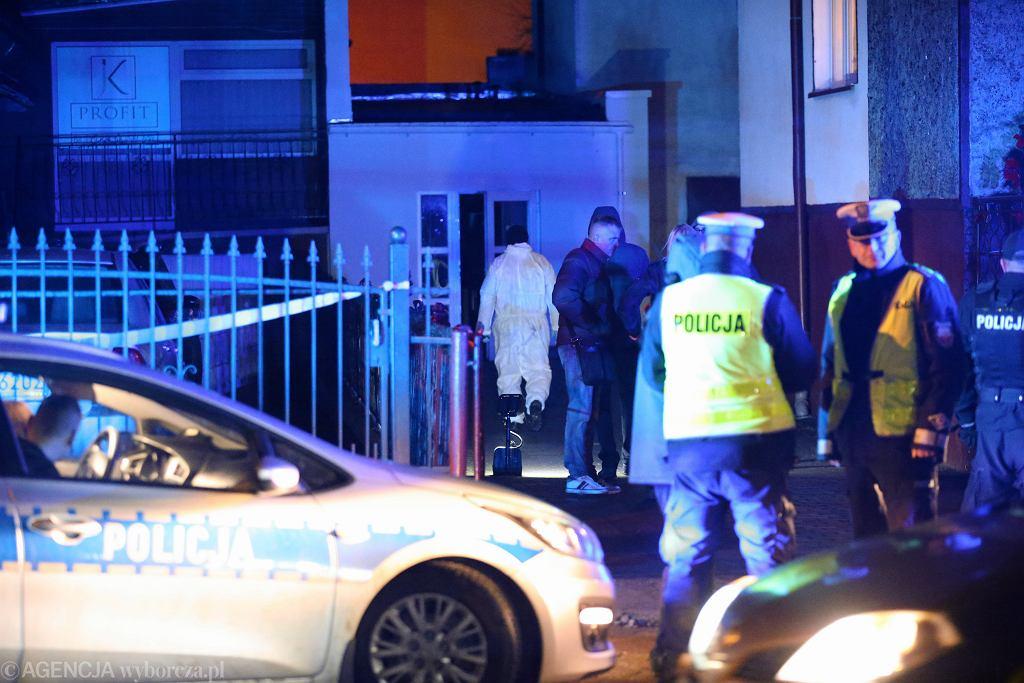 Pięć nastolatek zginęło w pożarze escape roomu w Koszalinie