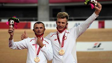 Marcin Polak (z lewej) i Michał Ładosz
