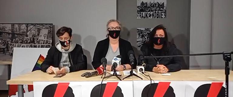 Strajk Kobiet zapowiada marsz na Warszawę, start z trzech miejsc