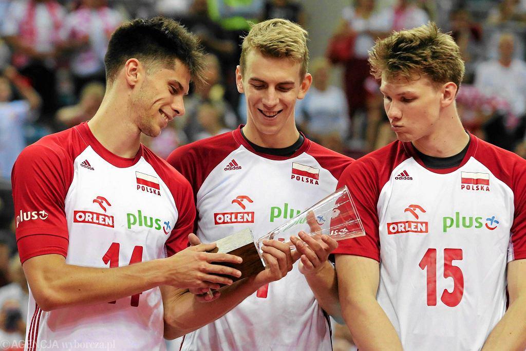 Aleksander Śliwka, Artur Szalpuk i Jakub Kochanowski