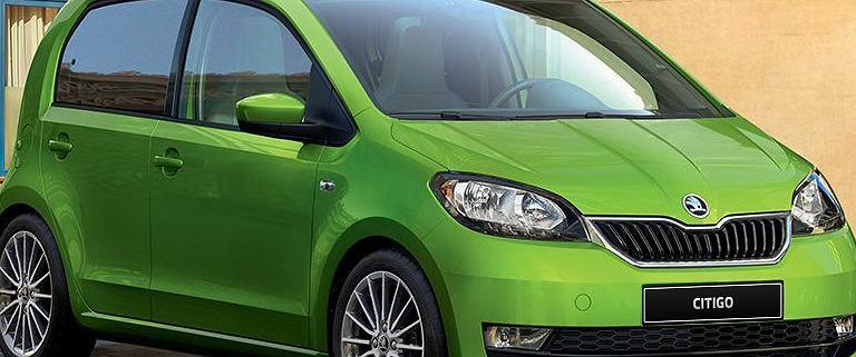 Najtańsza Skoda do miasta ? czy można mieć nowy samochód za 370 zł miesięcznie?