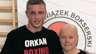Tomasz Niedźwiecki (dawniej Bohdanowicz) został wicemistrzem Polski seniorów 2018 w boksie