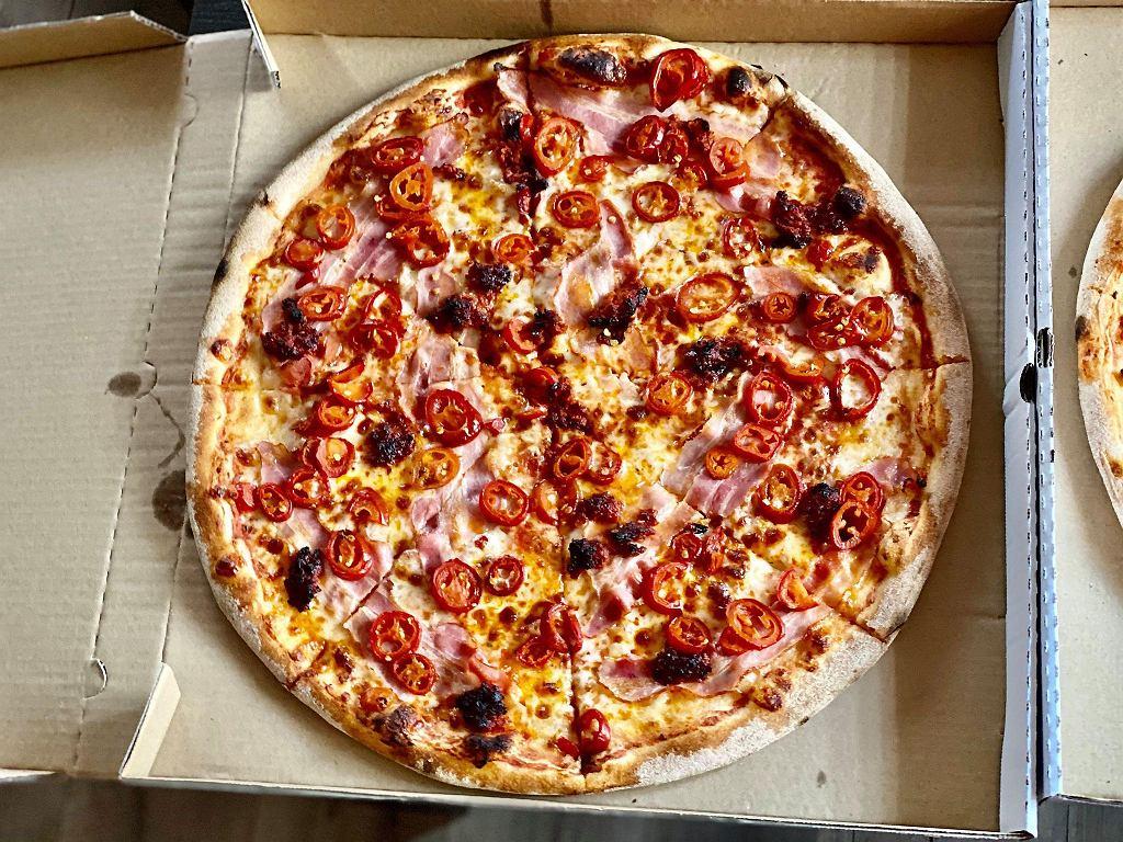 Pizza. Zdjęcie ilustracyjne