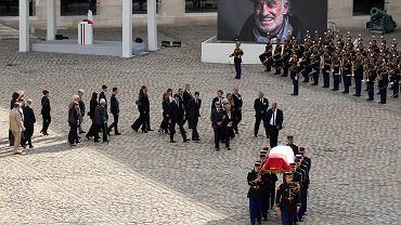 Narodowe pożegnania Jeana-Paula Belmondo
